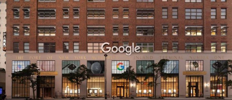 Google opens its first all-singing store: SoHo, NYC: June 2021
