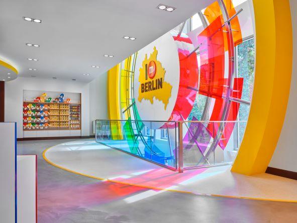 M&M'S Berlin flagship opens: October 2021